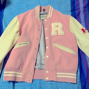 Custom Made Roots Varsity Jacket